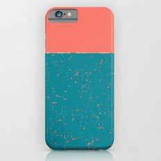 XVI - Peach 2 Slim Case iPhone 6s