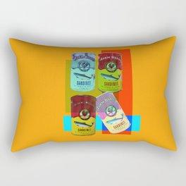 CANNED SARDINE Rectangular Pillow