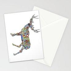 Third Eye Deer Stationery Cards