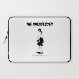 The Unemployed - Sam Laptop Sleeve