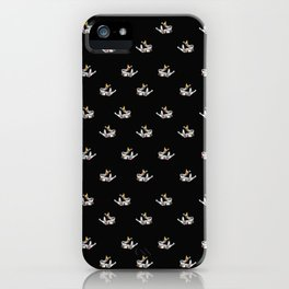 Toot Pattern iPhone Case