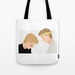 Skam, Isak and Even   Evak Illustration Tote Bag
