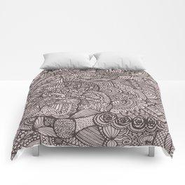 Doodle 8 Comforters