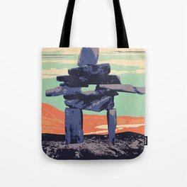 Torngat Mountains National Park Poster Tote Bag
