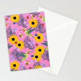 Caitlin Loves Nature Stationery Cards