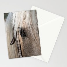 Horsehair whispers Stationery Cards
