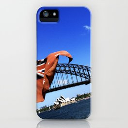 Aussie icons iPhone Case