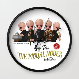 the Modal Nodes Wall Clock