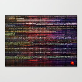 Synthech Canvas Print