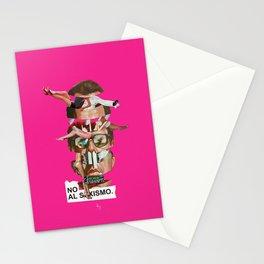 NO AL SEXISMO Stationery Cards