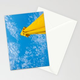 {Italy} - Blue and Yellow - Palermo Stationery Cards