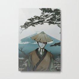 Zuko The Last Airbender Metal Print