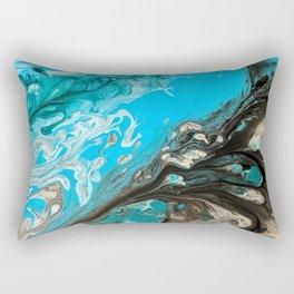 Ocean Granite Rectangular Pillow