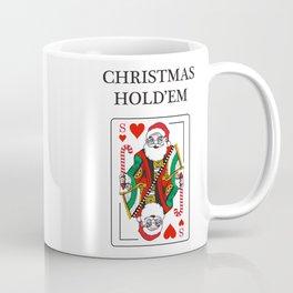 Christmas Hold'em Coffee Mug