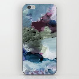 abstract painting XIV iPhone Skin