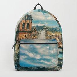 Cusco Peru Backpack