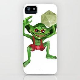 Goblin's Revenge iPhone Case