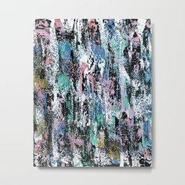 Abstract Gabrielle Metal Print