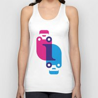 istanbul Tank Tops featuring istanbul by creaziz