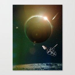 Corona VII Canvas Print