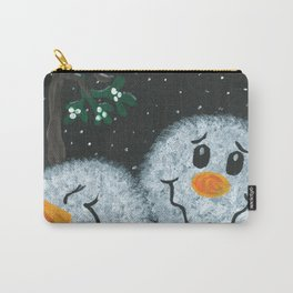 Frosty Love Carry-All Pouch