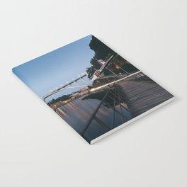 Arrabida bridge (II) Notebook