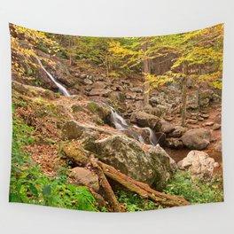 Dark Hollow Falls Wall Tapestry