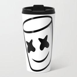 marsmello logo Travel Mug