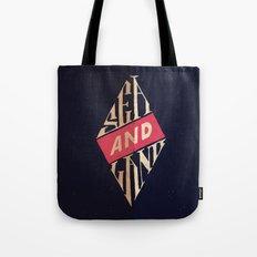 Sea and Land Tote Bag