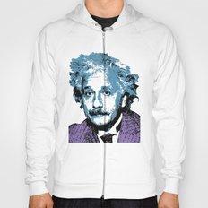 Blue Einstein Hoody
