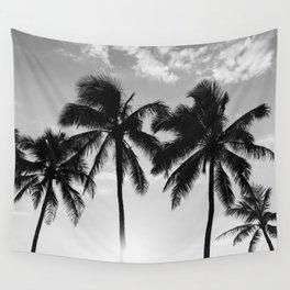 Hawaiian Palms II Wall Tapestry