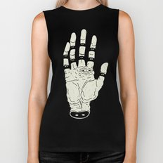 THE HAND OF ANOTHER DESTYNY Biker Tank