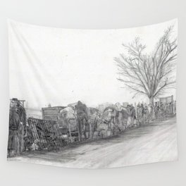 1939 - This is America Wall Tapestry