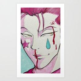 Hisoka Art Print