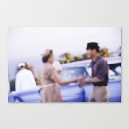 Reunion Canvas Print
