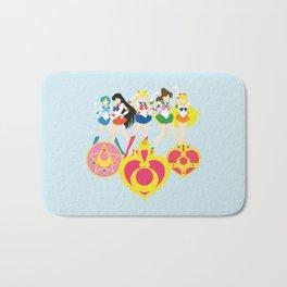 Sailor Soldiers Bath Mat