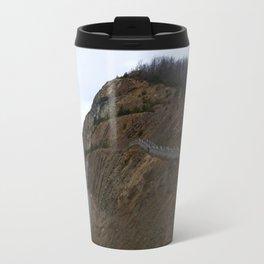 Mountain Wall Travel Mug