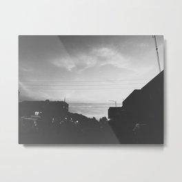 7th & Main  Metal Print