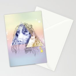 LeonHoneyNose Stationery Cards
