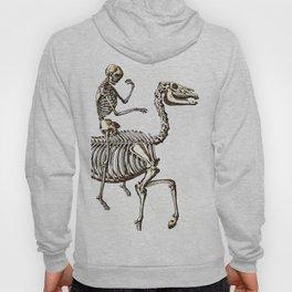 Horse Skeleton & Rider Hoody
