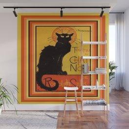Tournee Du Chat Noir - After Steinlein Wall Mural