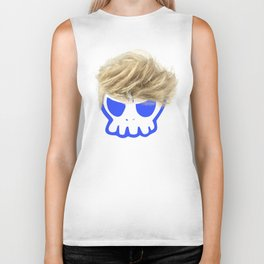 Willy the Wig Biker Tank