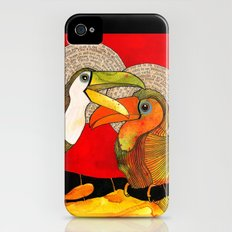 Toucans Slim Case iPhone (4, 4s)