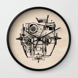 Clockhead Wall Clock