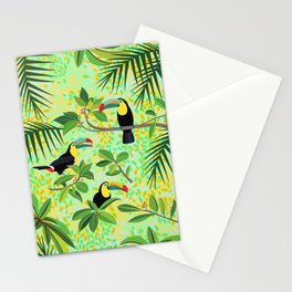 Toucans Stationery Cards