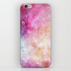 galaxy love. iPhone & iPod Skin