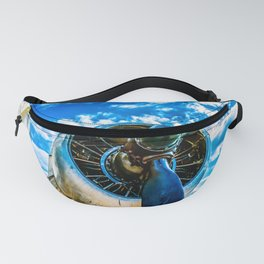 Aviation forever Fanny Pack