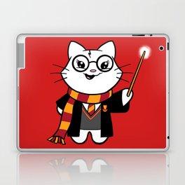 Wizardkitty Griffin House! Laptop & iPad Skin