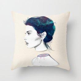 Trophée de chasse Throw Pillow