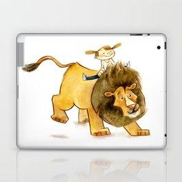 Giddyup, Hank! Laptop & iPad Skin